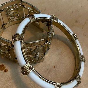 Pair of Vintage Bracelets